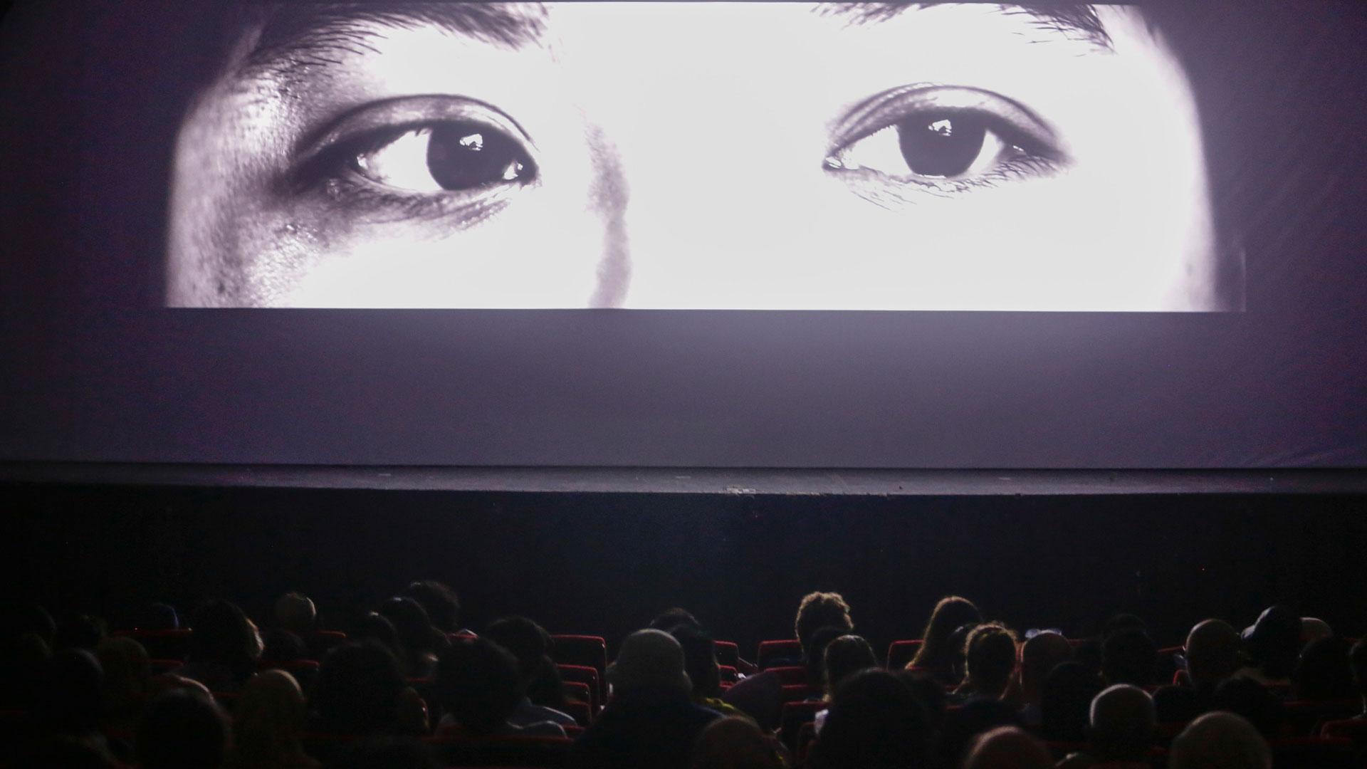 Pemutaran film di Festival Film Dokumenter