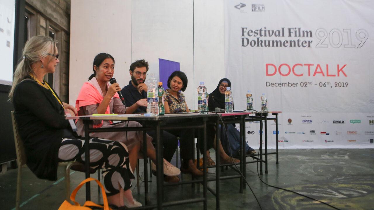 DocTalk FFD 2020 Produksi Kreatif