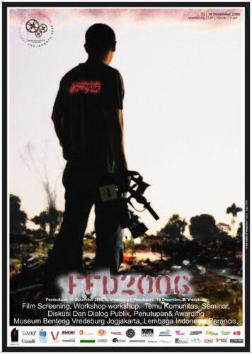Poster Festival Film Dokumenter 2006