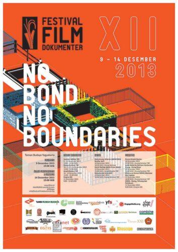 Poster Festival Film Dokumenter 2013