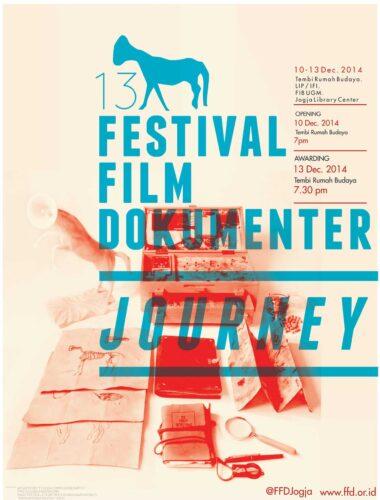Poster Festival Film Dokumenter 2014
