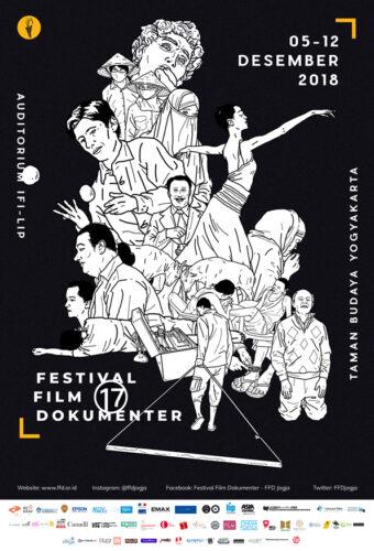 Poster Festival Film Dokumenter 2018
