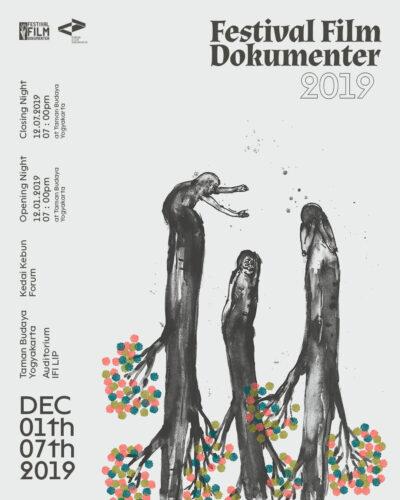 Poster Festival Film Dokumenter 2019