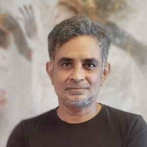 Juri Dokumenter Panjang Internasional FFD 2020, Sandeep Ray