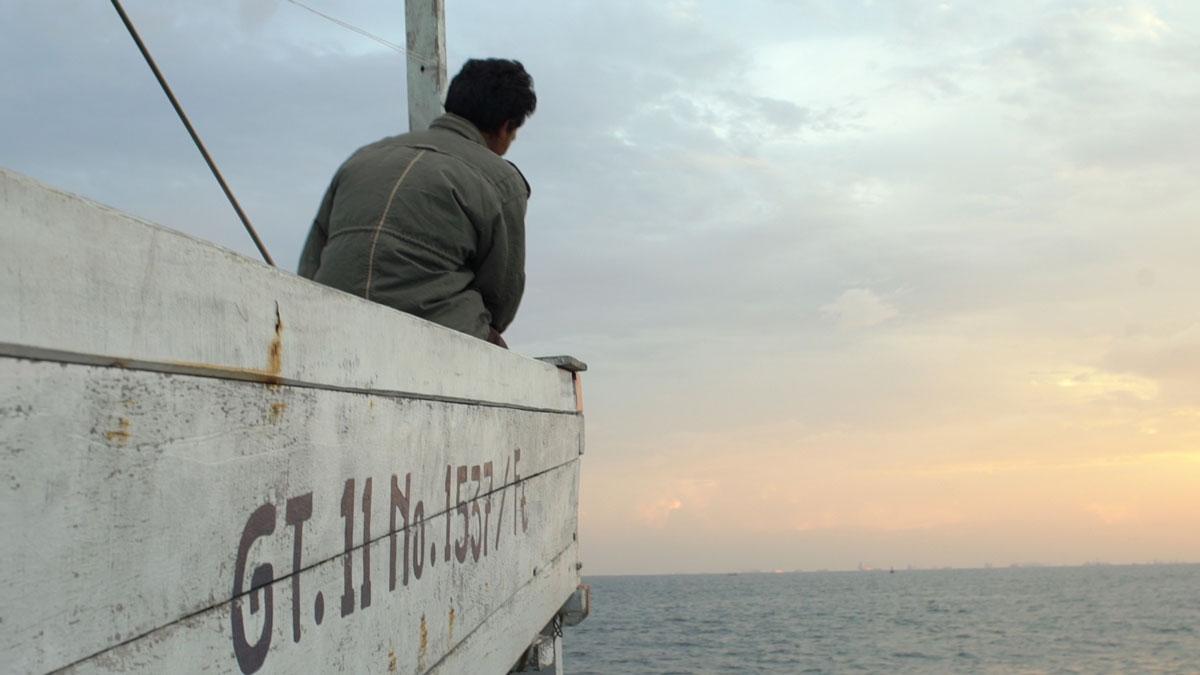 FFD Film Archive - Lahir di Darat, Besar di Laut